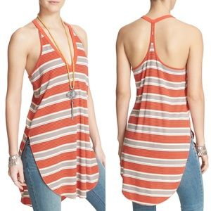 Free People | We The Free Loui Stripe Tunic